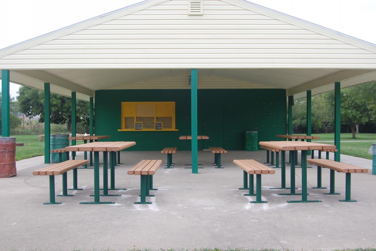 Union Community Park - Concession Stand