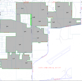 Zoning Map - East